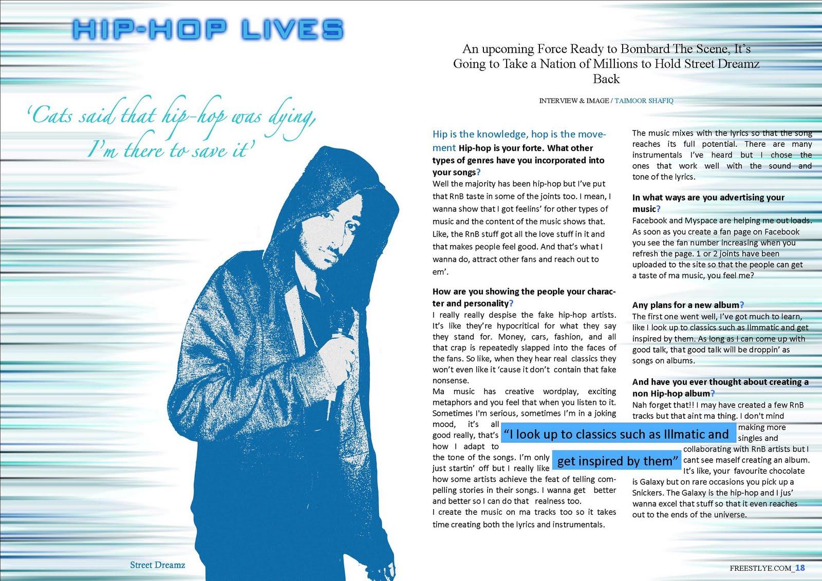 as media studies coursework music magazine double page sp music magazine double page sp style