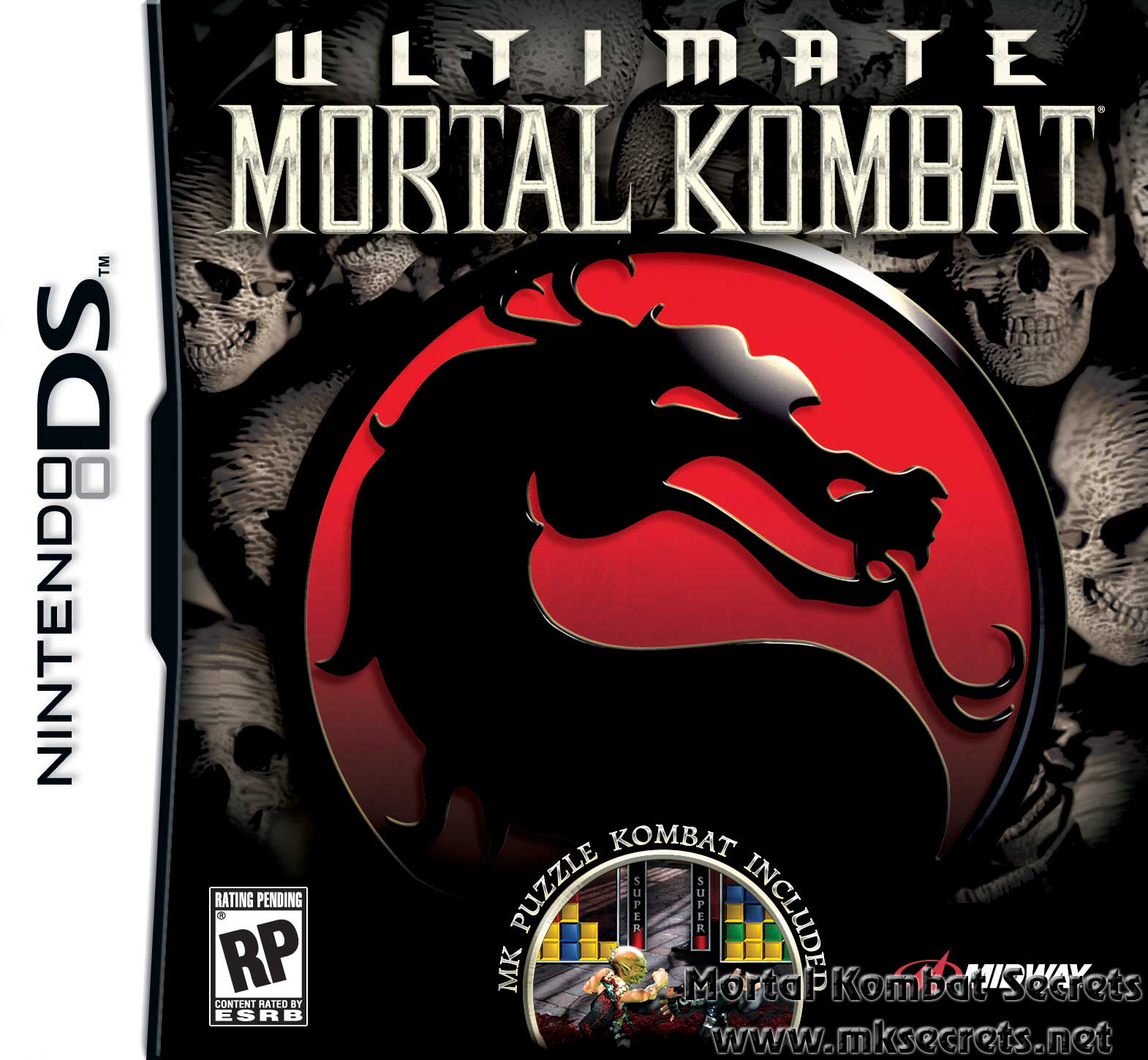 tudo de games: Ultimate Mortal Kombat