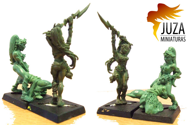 Armies of Unsupported Age: Dark Elves