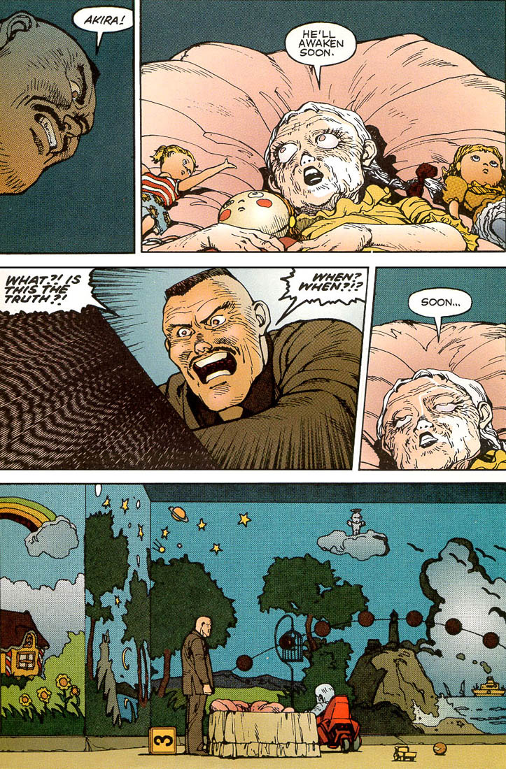 Read online Akira comic -  Issue #3 - 39