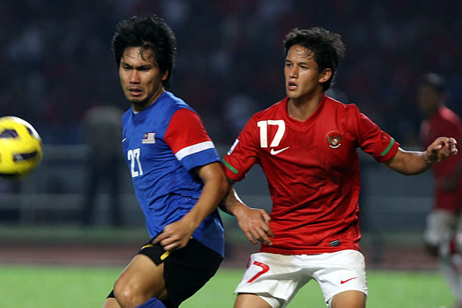 The common rain and shine of mine: Piala AFF Suzuki milik ...
