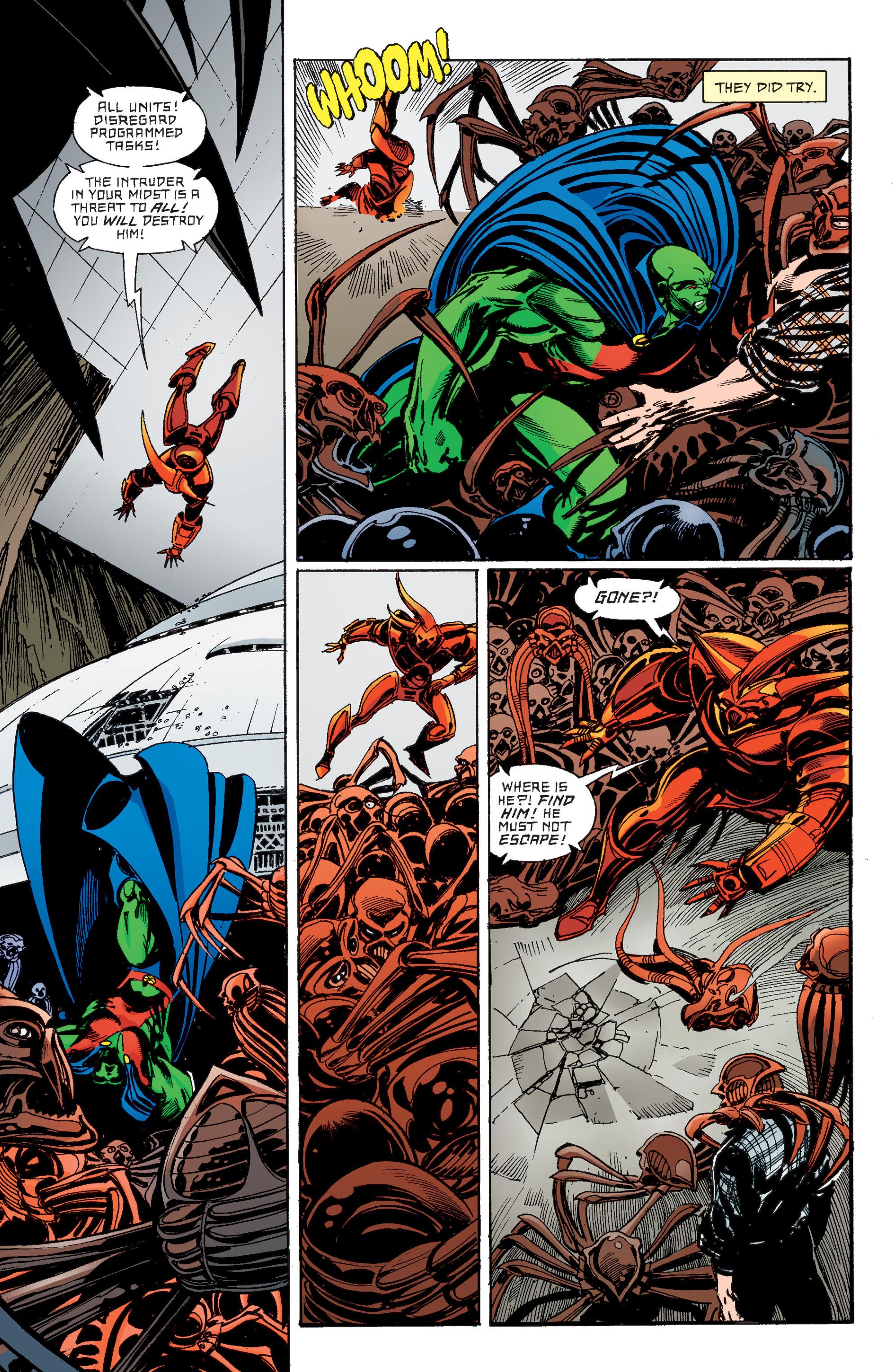 Read online Martian Manhunter: Son of Mars comic -  Issue # TPB - 51