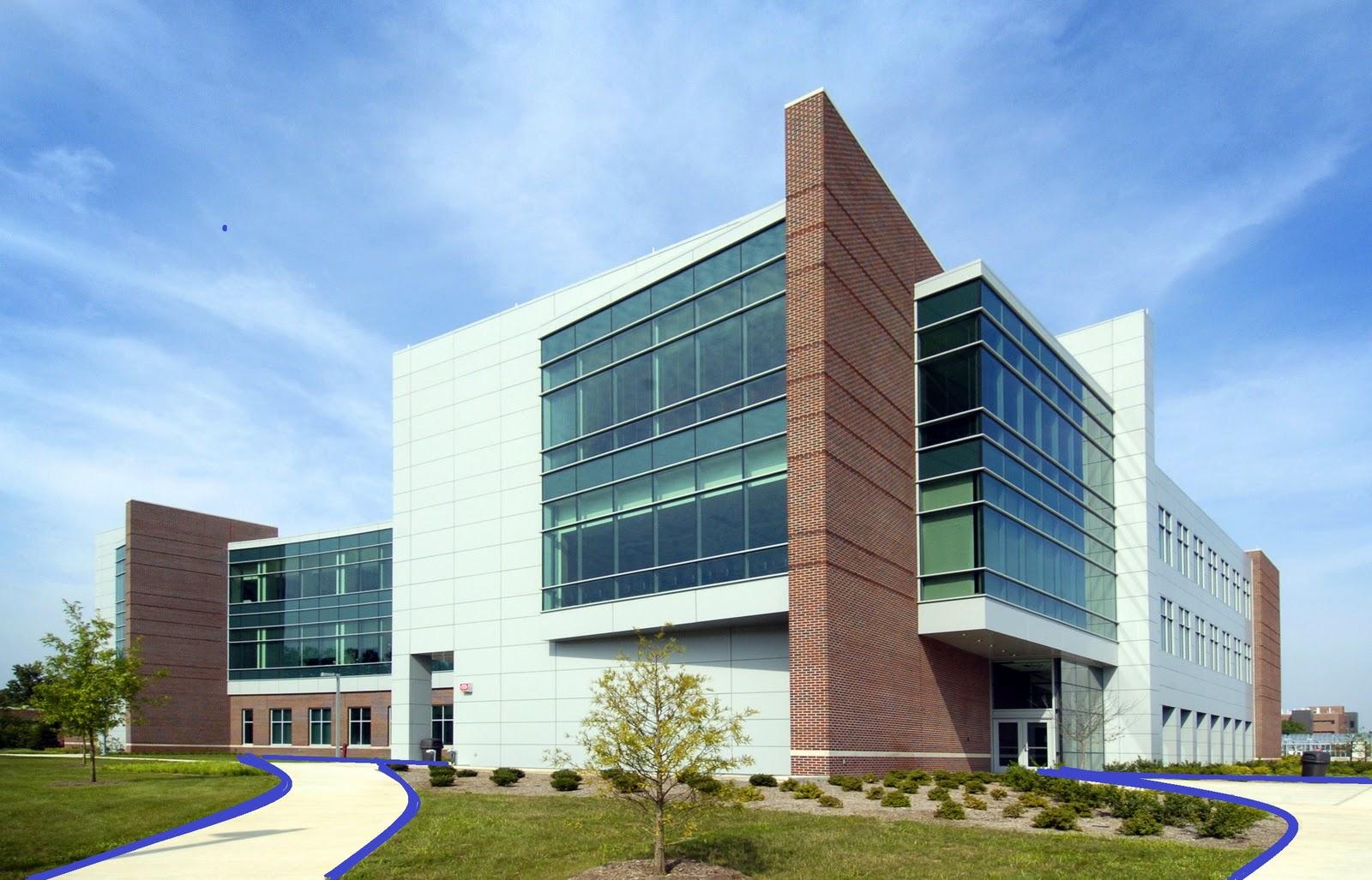 Building Exterior: Design Spotlight: Circulation