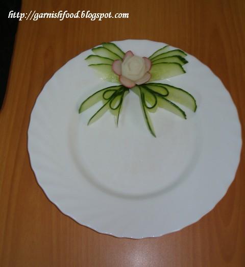Garnishfoodblog Fruit Carving Arrangements And Food