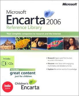 encarta encyclop die