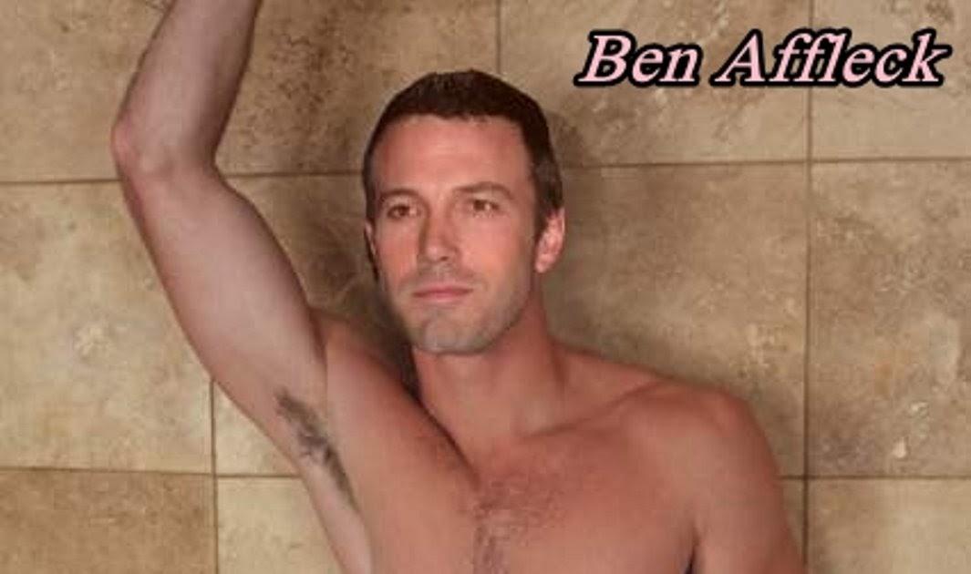nude Ben fakes affleck
