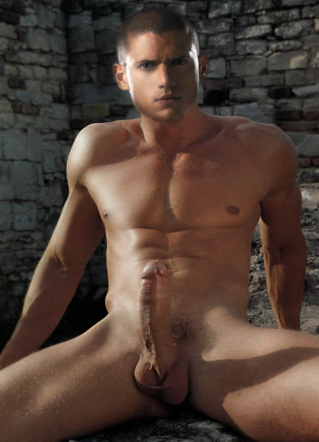 Wentworth Miller Naked 25