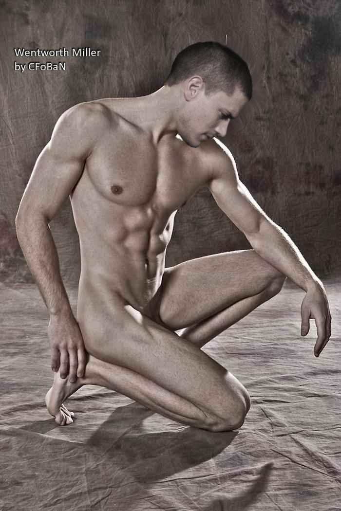 Wentworth Miller Naked 96