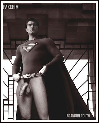 brandon routh playgirl