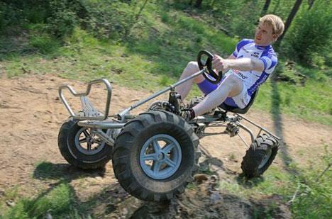 Alternative Vehicles
