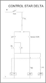 wiring       diagram    motor    star    delta   my Journal