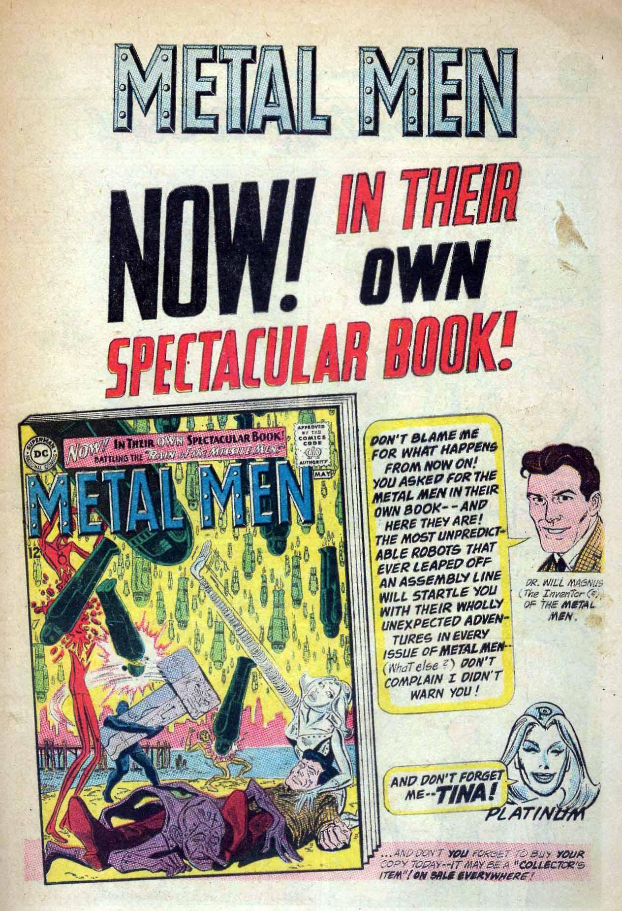 Read online Wonder Woman (1942) comic -  Issue #138 - 9