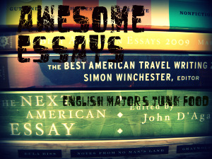 Awesome Essays: Speaking American