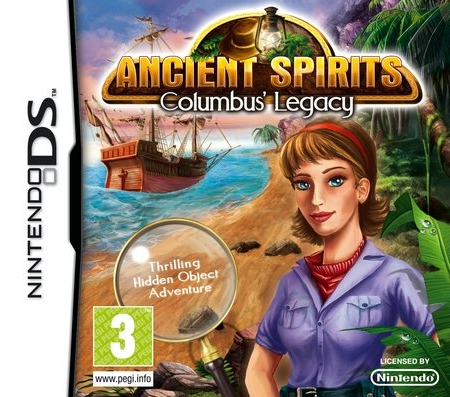 Ancient Spirits : Columbus Legacy