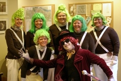 love, elizabethany: really great group costume ideas