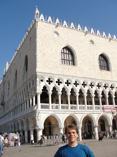 Palácio Ducal, Veneza.
