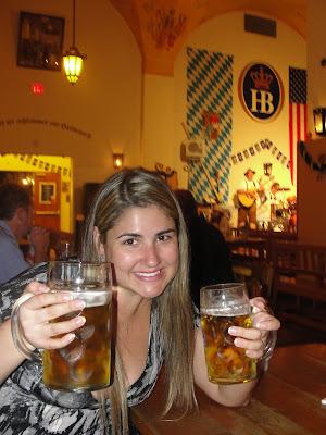 Opções de Mass (1 litro) ou 500ml de cerveja HB.