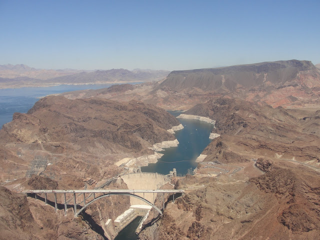 Hoover Dam, Grand Canyon.