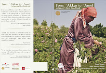 My book: From `Akkar to `Amel: Lebanon's Slow Food Trail