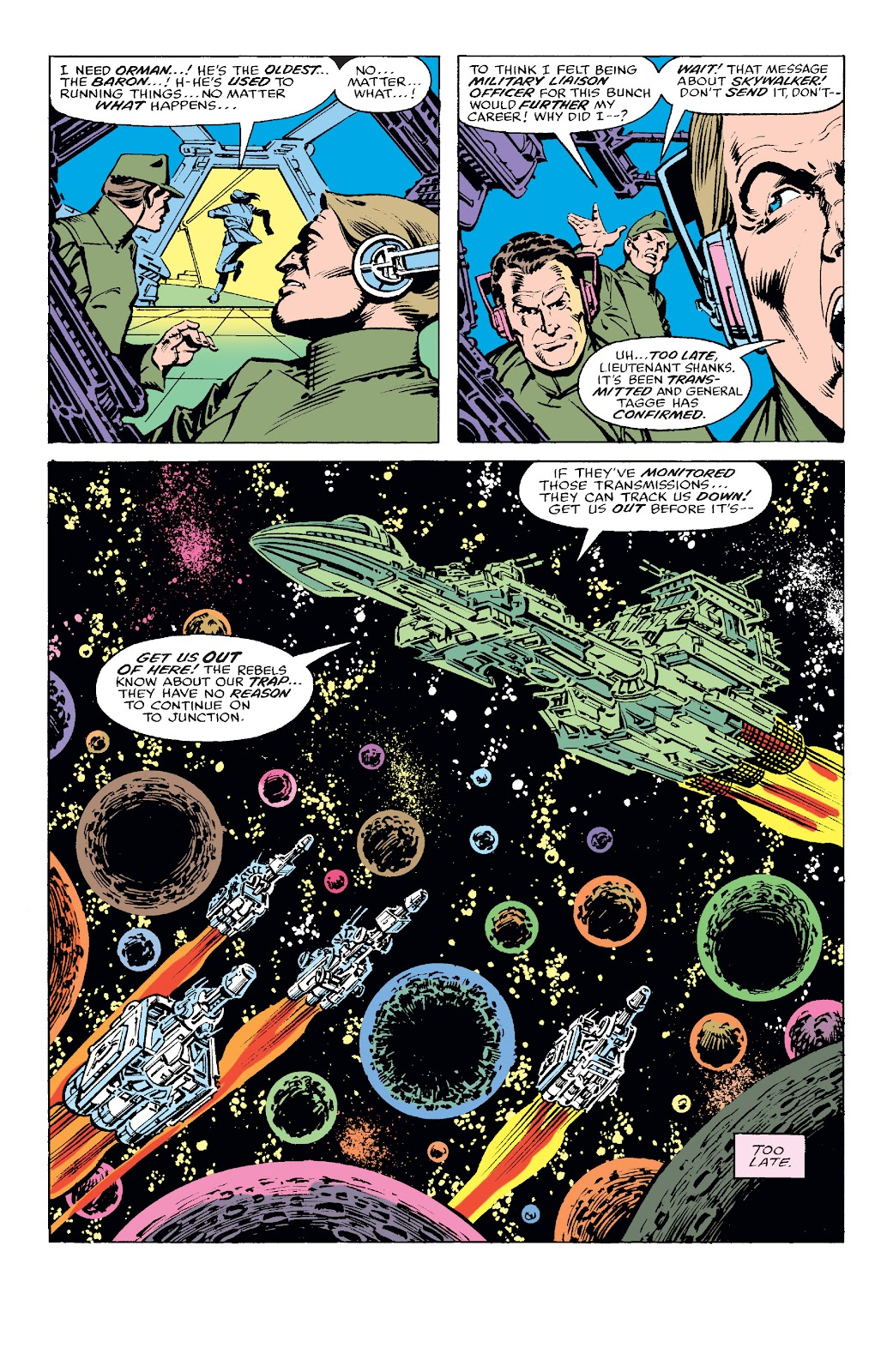 Read online Star Wars Legends: The Original Marvel Years - Epic Collection comic -  Issue # TPB 2 (Part 2) - 99