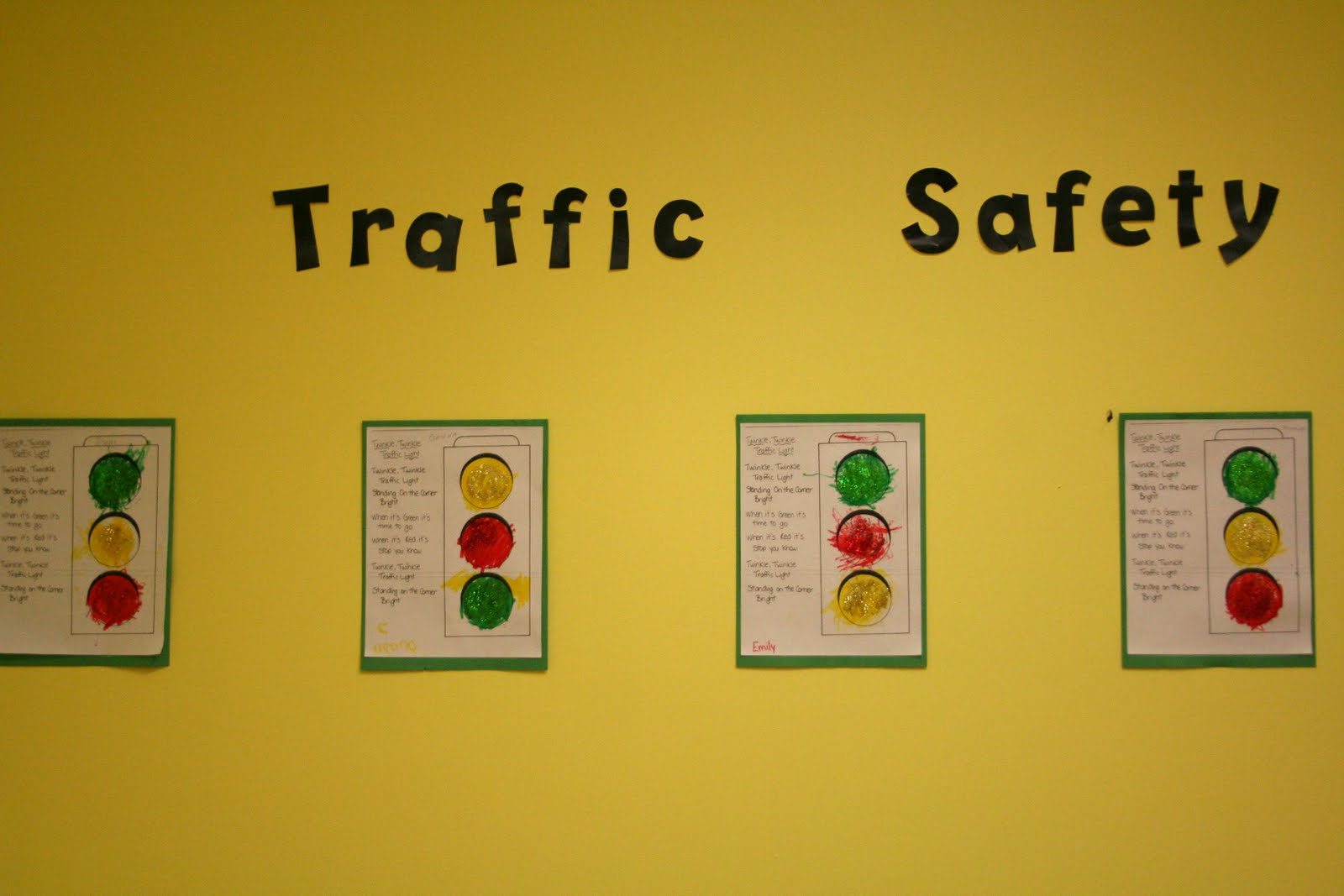 Little Lambs Christian Preschool Police Amp Traffic Safety