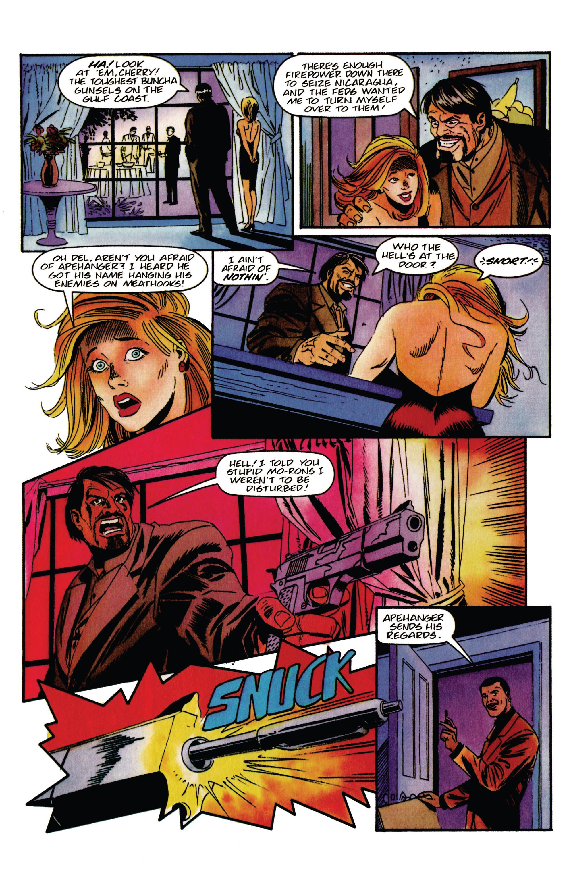 Read online Shadowman (1992) comic -  Issue #35 - 21