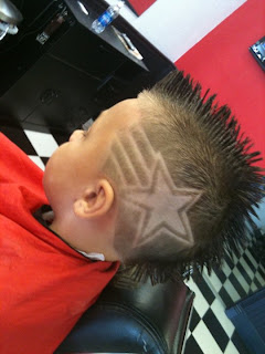 Barber Star Hair Art Designs