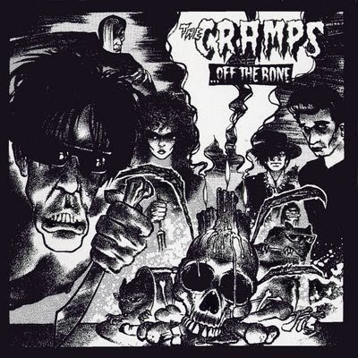 Hellucination The Cramps Off The Bone