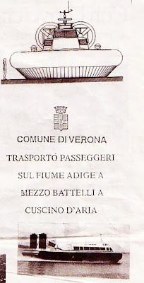 Battello Su Cuscino D Aria.Fantoni Gianluca Trasporto Passeggeri Sul Fiume Adige A