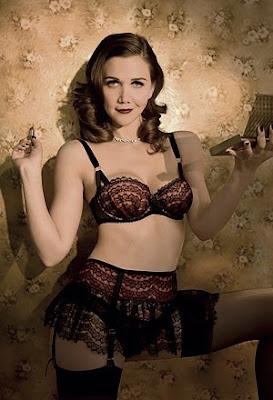 Maggie gyllenhaal lingerie already