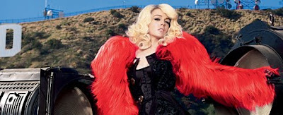 Stephenckane Lindsay Lohan As Marilyn In Vogue Spain