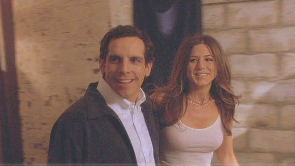 Jennifer aniston along came polly sex scene