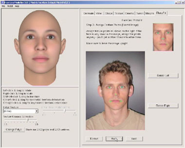 3D Animation: FaceGen