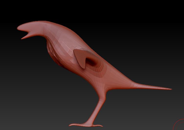 Andi's BA Blog 2: Zbrush Sculpting