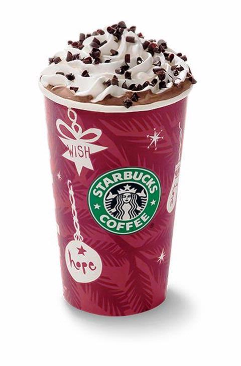 Karissa S View Christmas Special Drink Review Starbucks