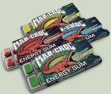 Mad Croc Energy Gum And Chews