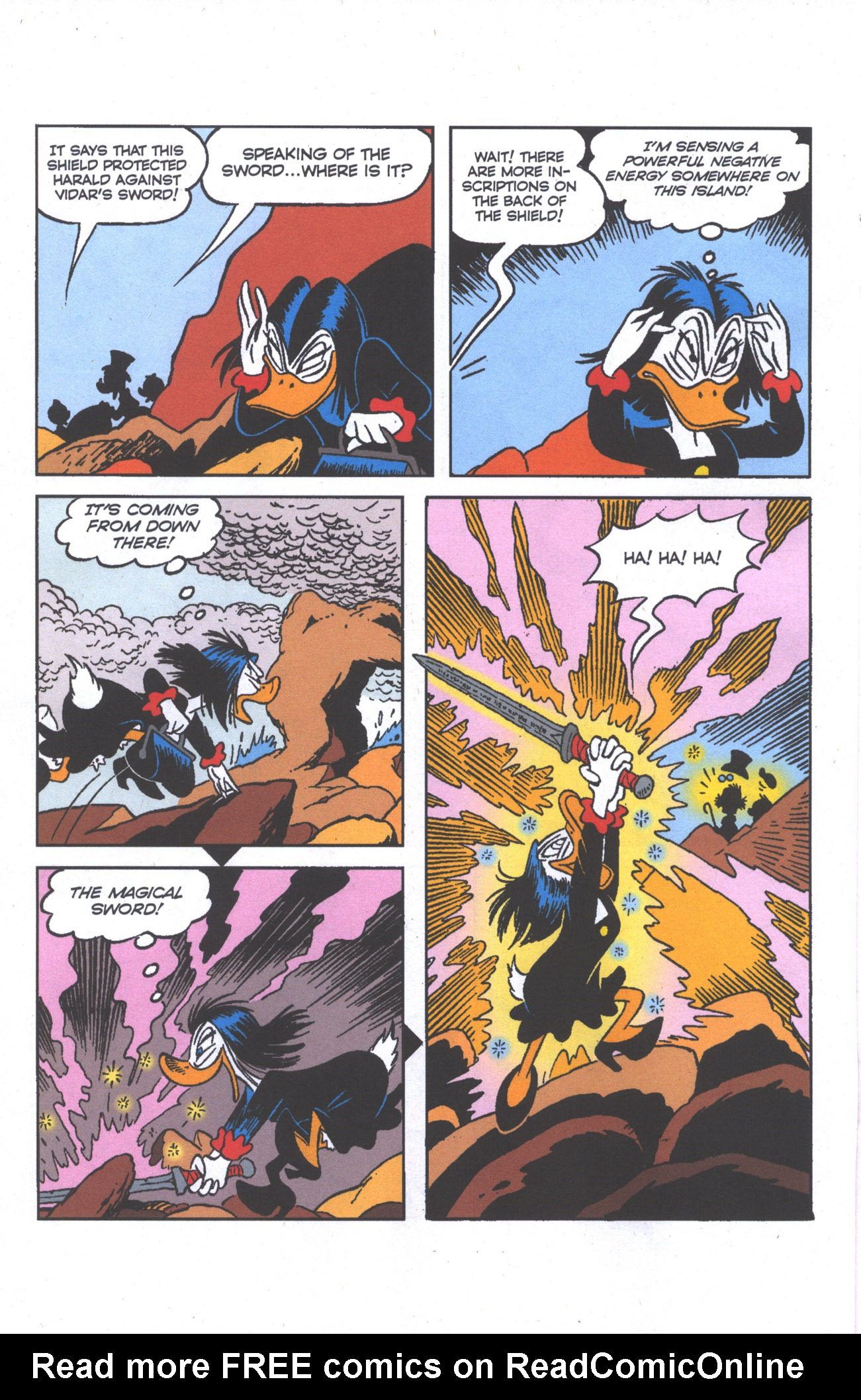 Read online Uncle Scrooge (1953) comic -  Issue #386 - 17