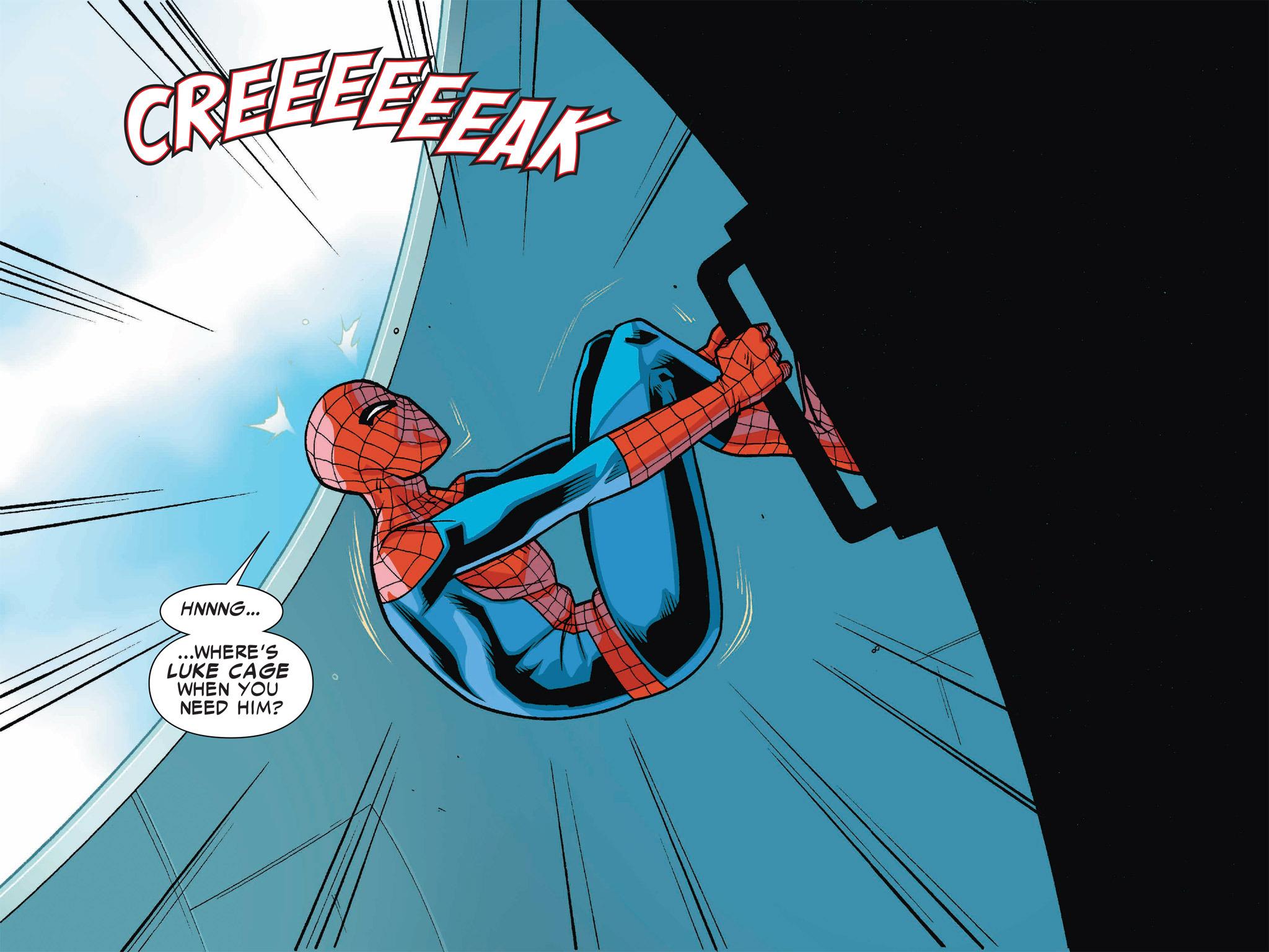Read online Ultimate Spider-Man (Infinite Comics) (2016) comic -  Issue #1 - 32