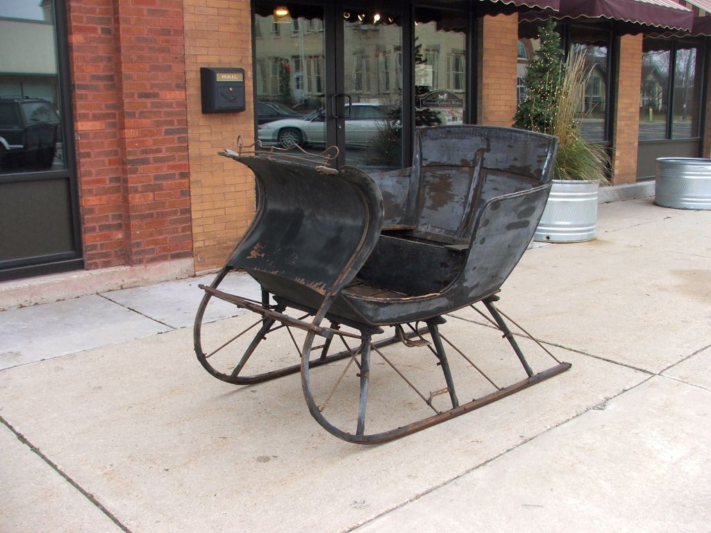 Antique Sleighs