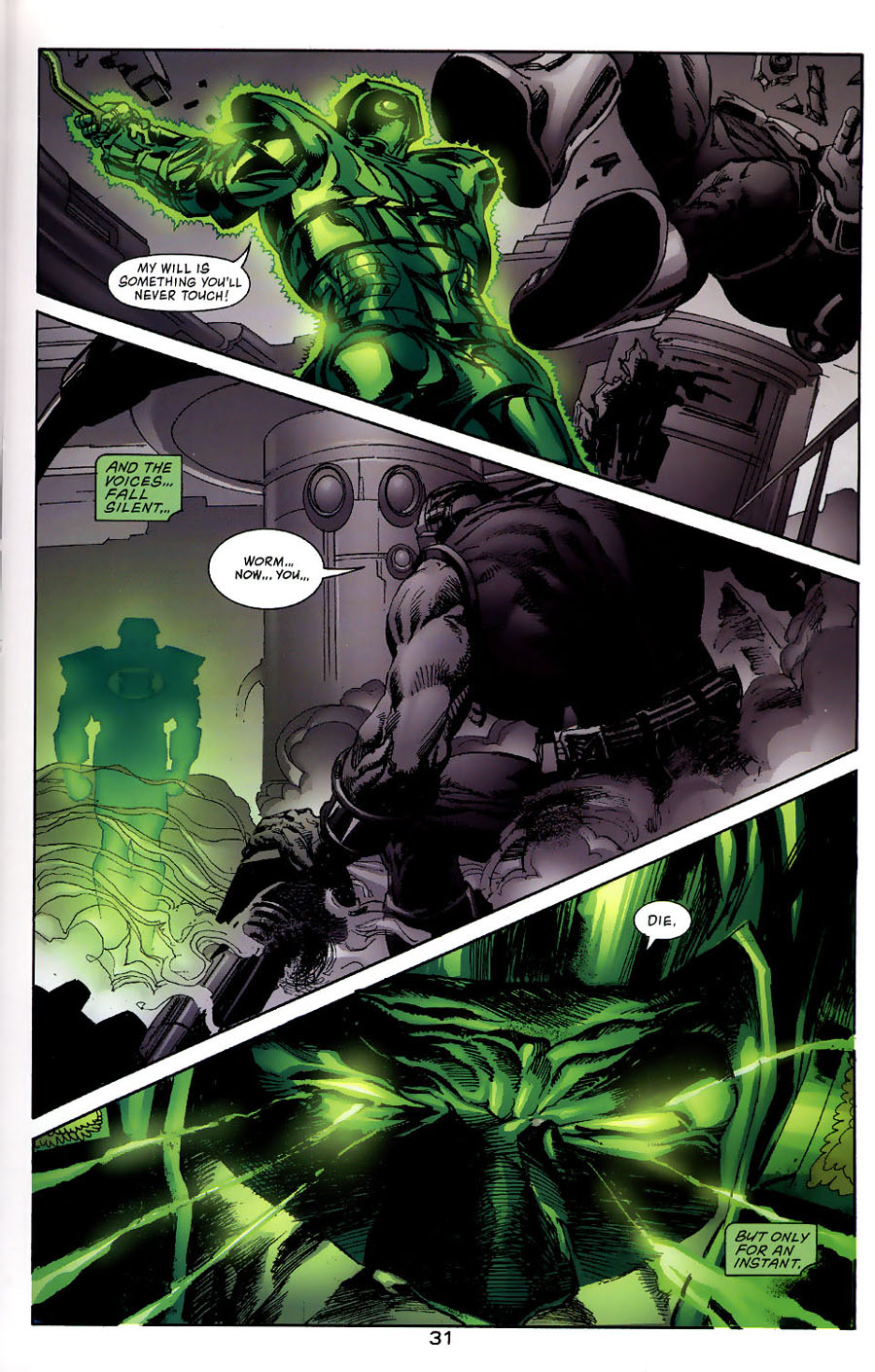 Read online Green Lantern: Legacy: The Last Will and Testament of Hal Jordan comic -  Issue # TPB - 36