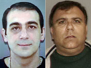 "Dino Calabro and Ralph Scopo Jr., of the Colombo crime family developed the ""coffee boys"" racket"