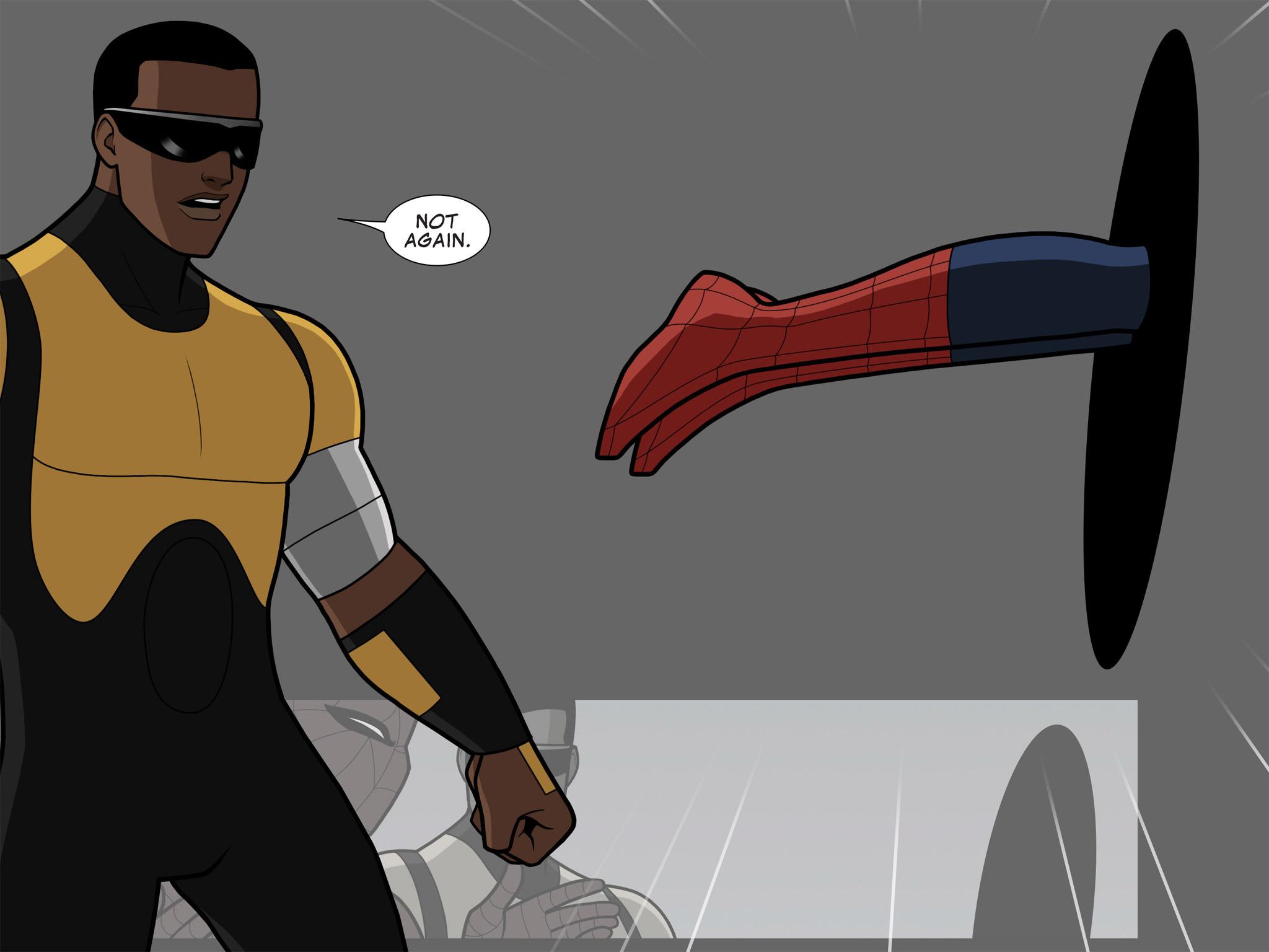 Read online Ultimate Spider-Man (Infinite Comics) (2015) comic -  Issue #10 - 6