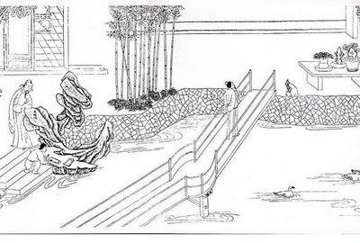 Wang Tingna's Gardens of the Hall Encircled by Jade