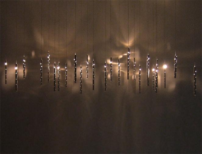 Good Church Design Rain Lights From Within 4 Walls