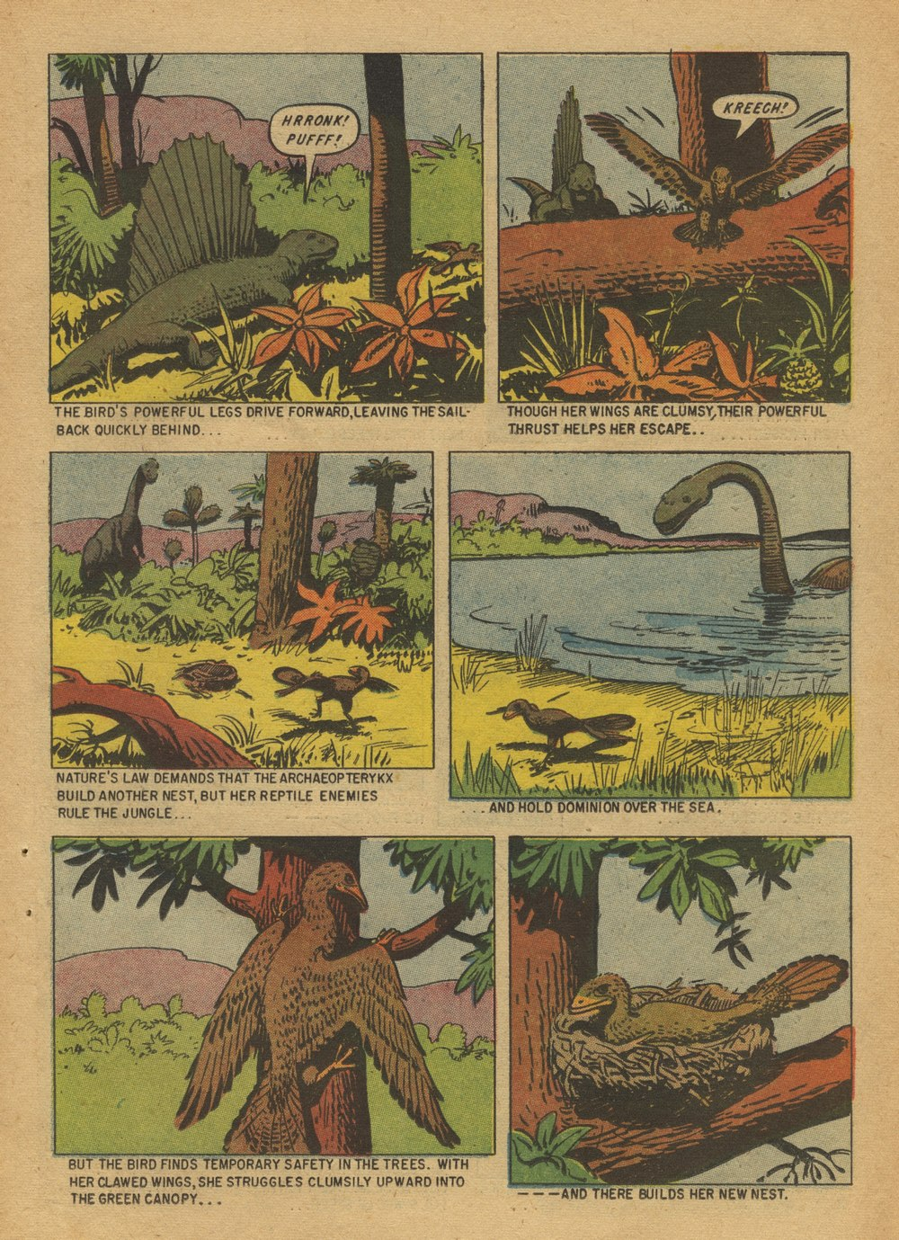 Read online Turok, Son of Stone comic -  Issue #12 - 19