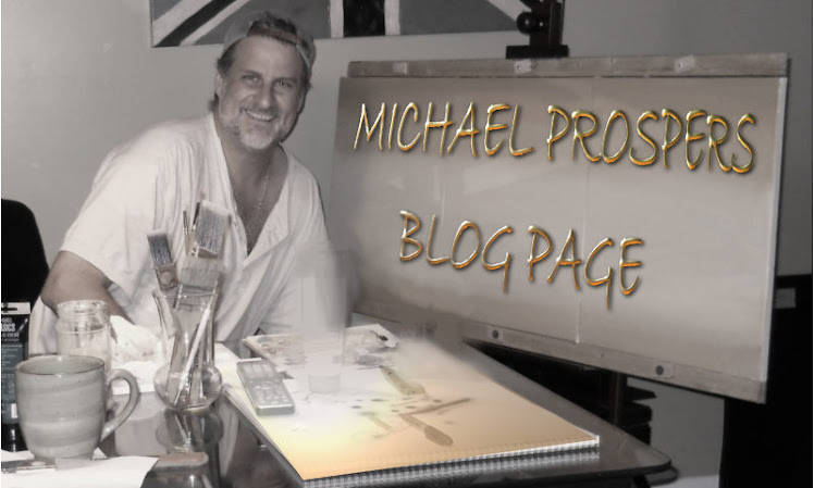 Michael Prospers Art Studio