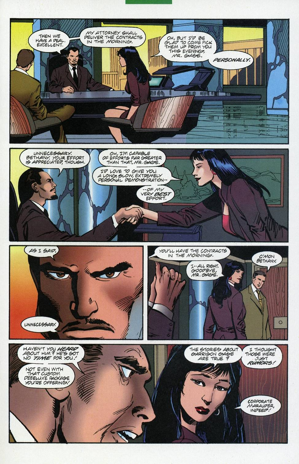 Read online Solar, Man of the Atom comic -  Issue #53 - 15