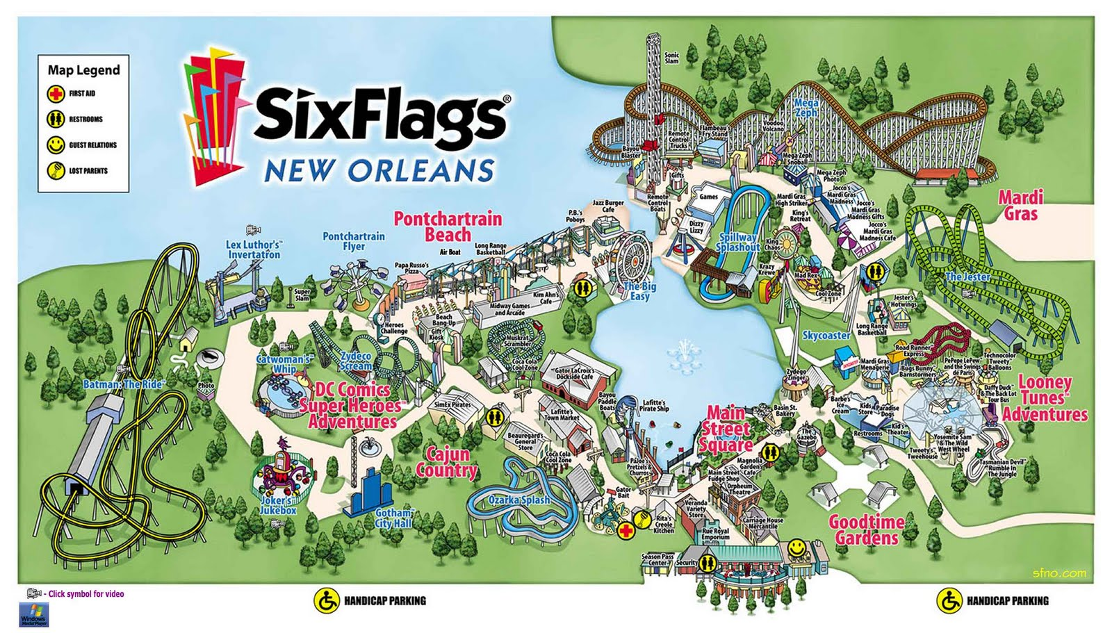 Six Flags Jazzland A Touch Of Tuesday Weld Abandoned Places Forgotten