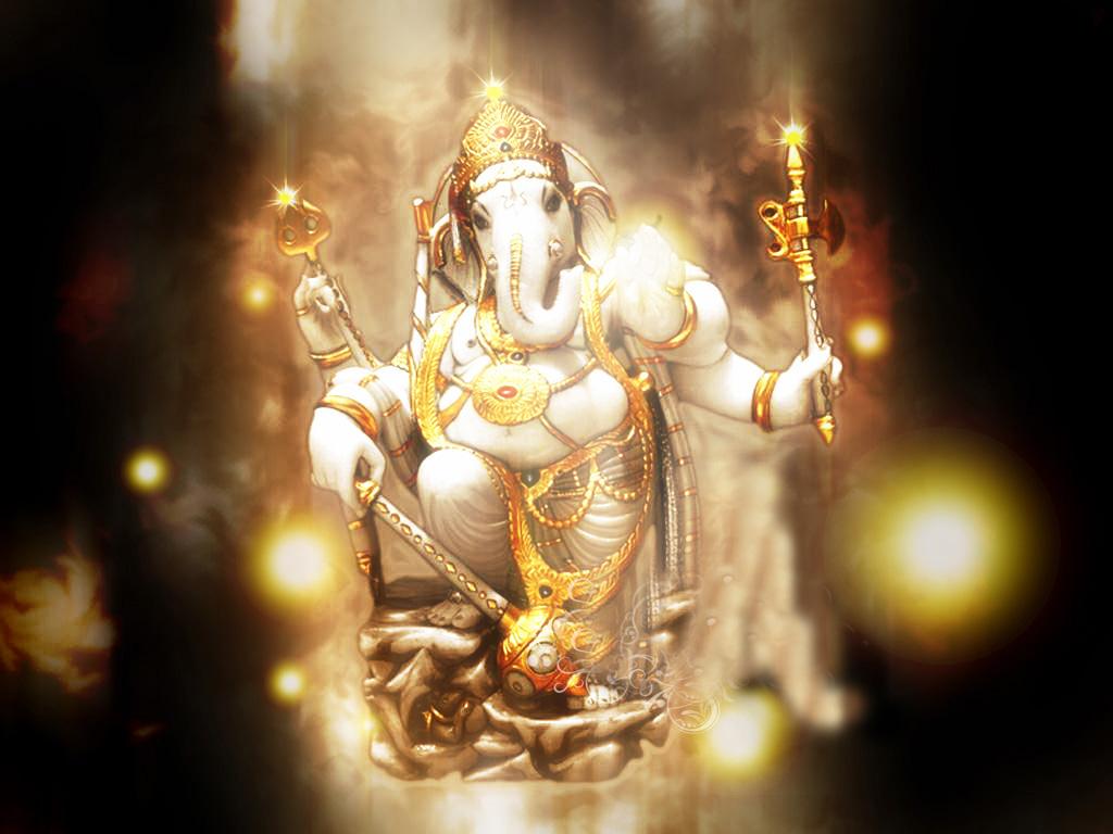 3d Lord Ganesha: Shayari: Ganesh Ji Wallpaper
