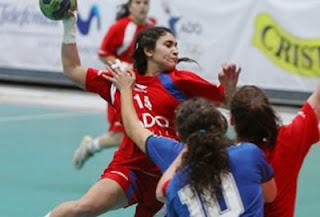 El handball chileno va al mundial